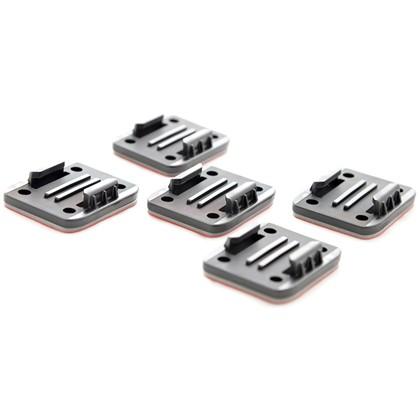 BRAUN Adhesive Flat mounts 5pcs