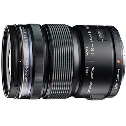 Olympus 12-50mm f/3.5-6.3 ED M.Zuiko EZ Micro 4/3 Lens