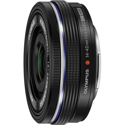 Olympus M.Zuiko Digital ED 14-42mm f/3.5-5.6 EZ Lens