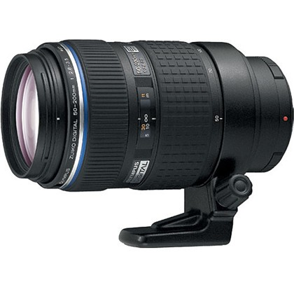 Olympus 50-200mm f/2.8-3.5 ED SWD Zuiko Zoom Lens