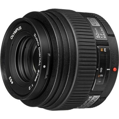 Olympus 50mm f/2.0 Macro ED Zuiko
