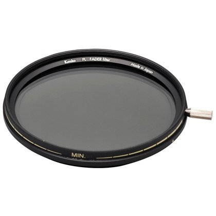 Kenko 82mm PL FADER Variable ND3 to ND400