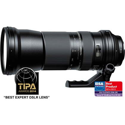 Tamron SP 150-600mm F/5-6.3 VC USD For Canon
