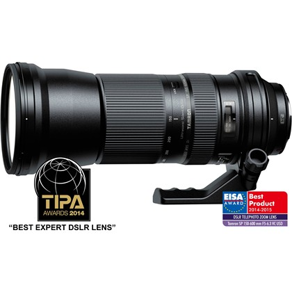 Tamron SP 150-600mm F/5-6.3 VC USD For Nikon