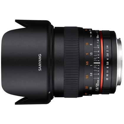 SAMYANG 50mm F1.4 AS UMC For PENTAX