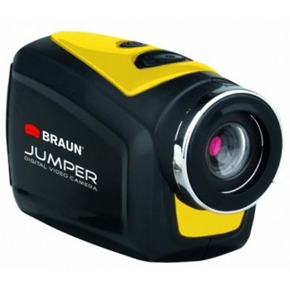 Braun Jumper Action-Cam