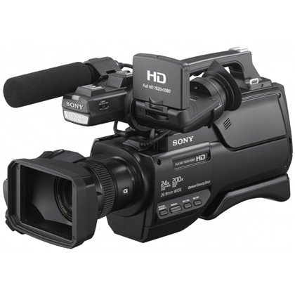 SONY HXR-MC2500E Professional HD AVCHD Camcorder