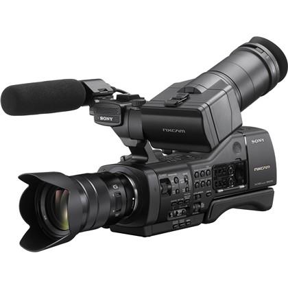 Sony NEX-EA50M NXCAM with 18-105mm f/4 Servo Zoom G Lens
