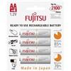 Fujitsu 4x Aa 1900 Mah White