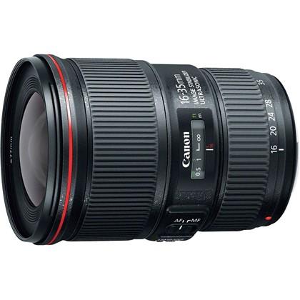 עדשת קנון Canon 16-35mm f/4L IS USM