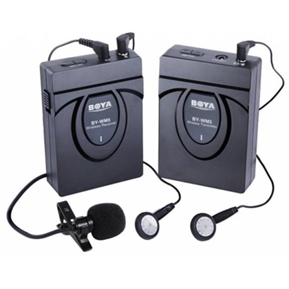 BOYA BY-WM5 WIRELESS SET