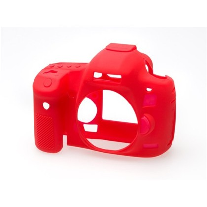Silicone Camera Case  for Canon 5D Mark III Red