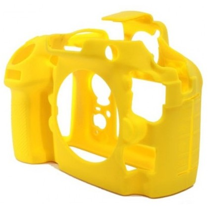 Silicone Camera Case  for Nikon D600/610 Yellow