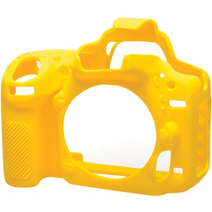 Silicone Camera Case  for Nikon D750 Yellow