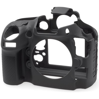 Silicone Camera Case  for Nikon D800/D800E Black