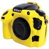 Silicone Camera Case  for Nikon D800/D800E Yellow