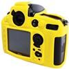 Silicone Camera Case  for Nikon D810 Yellow