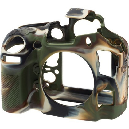 Silicone Camera Case  for Nikon D810 Camouflage