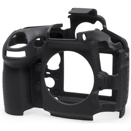 Silicone Camera Case  for Nikon D810 + battery grip Black
