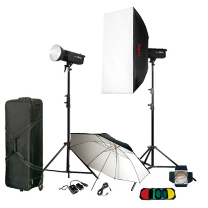 GODOX TC800 Double kit 800W/s