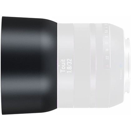 Lens shade for Touit 1.8/32 E/X