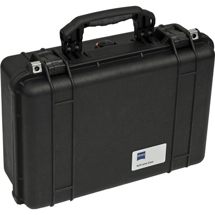 Transport case without lenses, with Inlays ZF.2