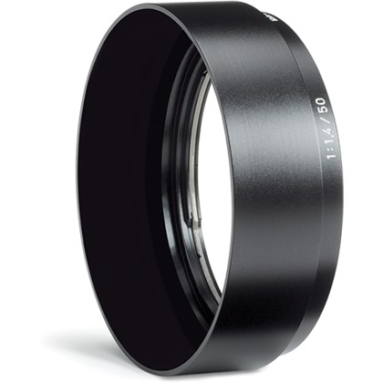 Lens shade for Planar T* 1,4/50 ZE