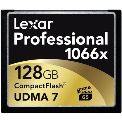 Lexar Professional CF 128GB RB EU 1066x