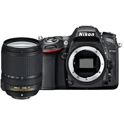 Nikon D7100 + 18-140 mm