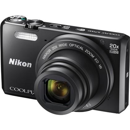 מצלמה קומפקטית ניקון Nikon COOLPIX S7000