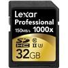 Lexar 32gb 1000x Professional Sdhc Uhs2