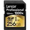 Lexar 256gb 1000x Professional Sdhc Uhs2