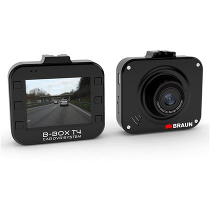 BRAUN B-BOX T4 CAR DVR SYSTEM