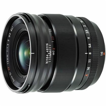 Fuji XF 16mm F/1.4 R WR