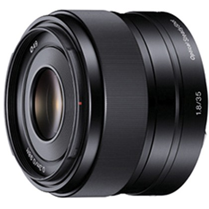 Sony 35mm f/1.8 OSS E-mount