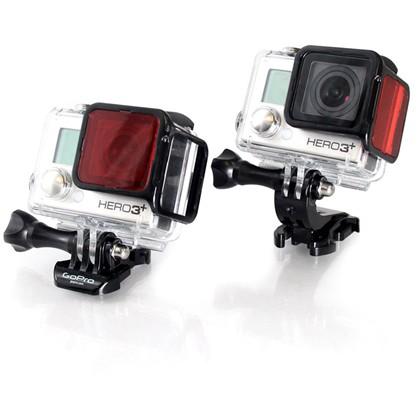GoPro Hero3+ and Hero4 Red Filter