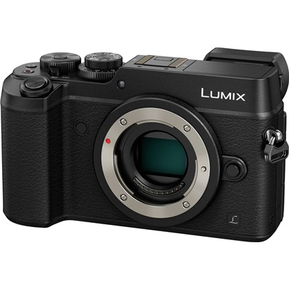 Panasonic Lumix DMC-GX8 Mirrorless Digital Camera