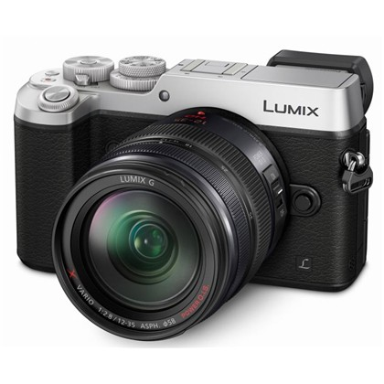 Panasonic Lumix DMC-GX8 with 12-35 Lens