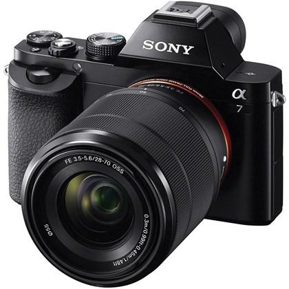 Sony Alpha a7 II + 28-70mm f/3.5-5.6 OSS
