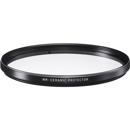 Sigma 77mm WR Ceramic Protector Filter