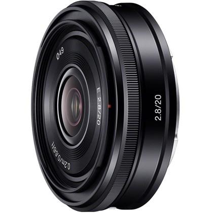 Sony 20mm f/2.8 E-mount Lens