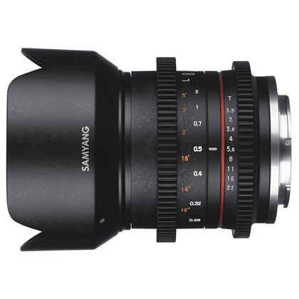 Samyang 21mm T1.5 ED AS UMC CS Cine