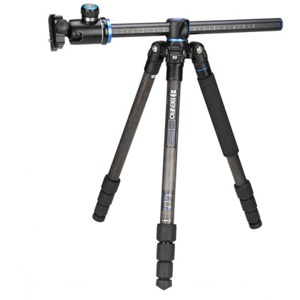 Benro GC168TV1 GoTravel Carbon Tripod + V1 Head