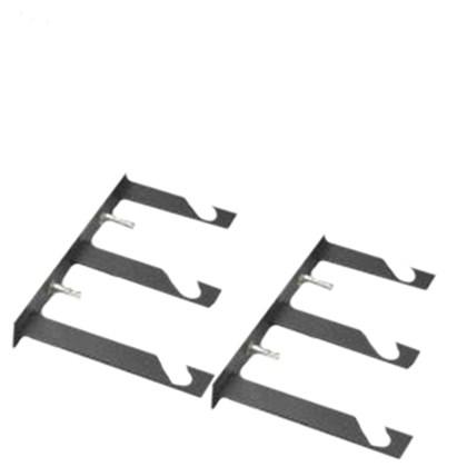 מתקן קיר נייח ל3 רקעי נייר