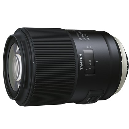 TAMRON SP 90mm VC (F017) for Nikon