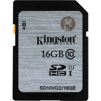 SD-16G UHS-I SDHC 45mbs Kingston