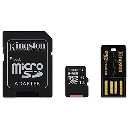 SD-64G Mobility Kit Kingston