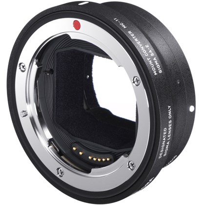 Sigma MC-11 Mount Converter/Lens Adapter (Canon EF-Mount Lenses to Sony E)