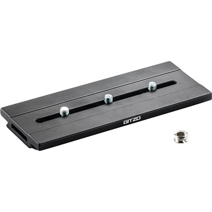 Gitzo Quick Release Plate Long D Profile