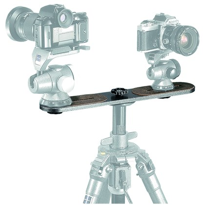 "Gitzo G-1539 17"" HD Double Camera Platform"